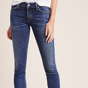 ISO Citizen of Humanity Racer Skinny Jeans